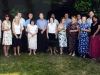 Foster carers who had achieved 10 years with ISP | 2005